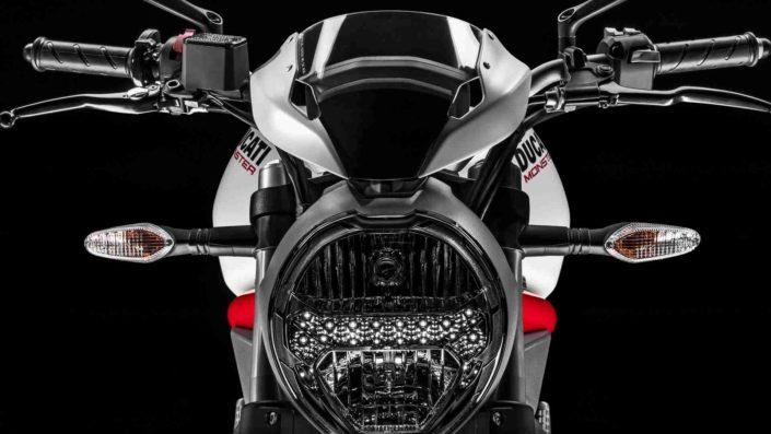 Foco Ducati Monster 797