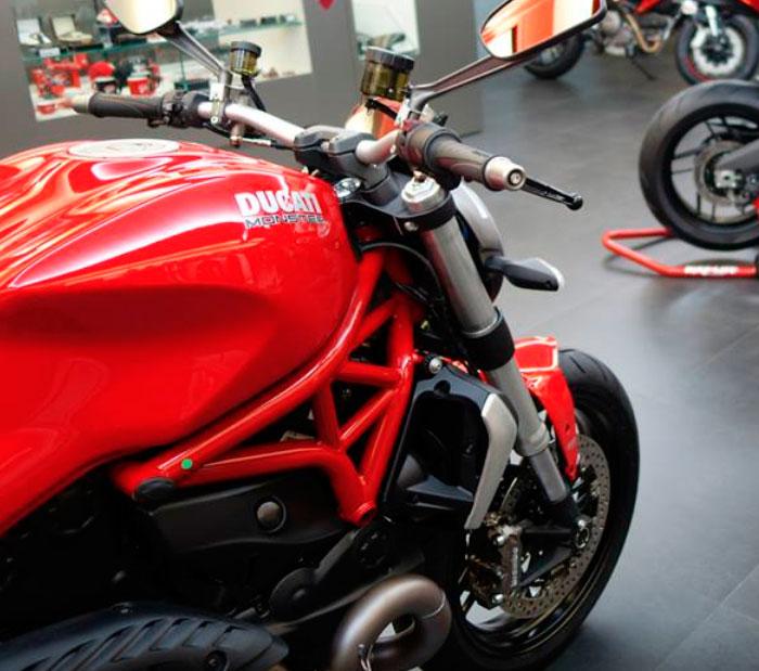 Ducati Monster en Granada