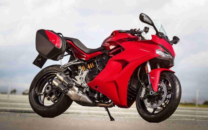 Ducati Super Sport Roja 01
