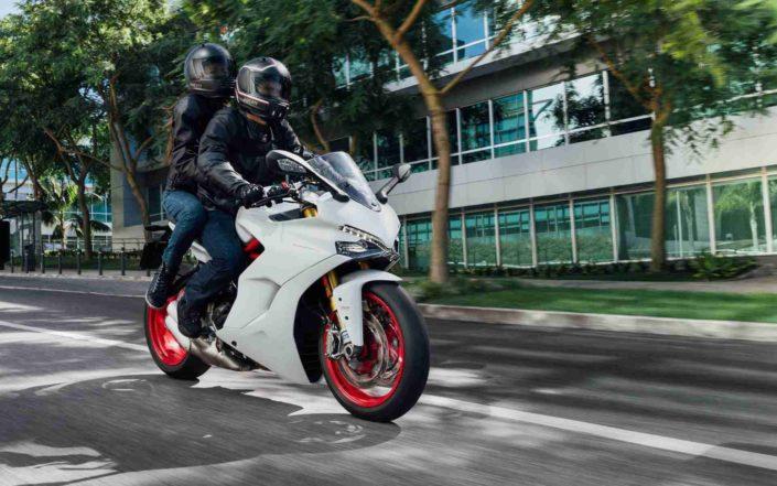 Ducati Super Sport Blanca 03