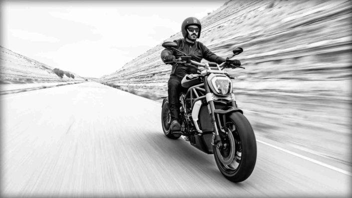 Gama Ducati Xdiavel