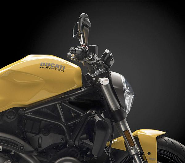 Monster 821 - Ducati Granada