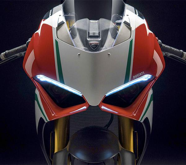 Nueva Ducati Panigale V4