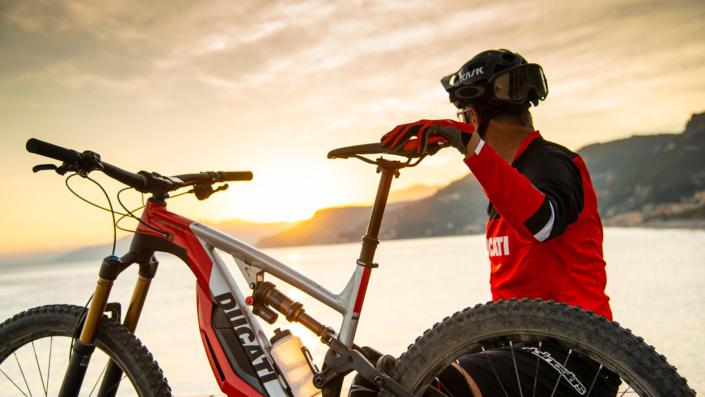 Ducati MIG - RR - EBIKE THOK