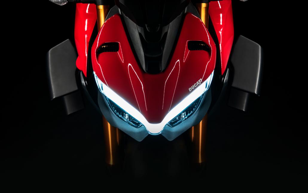 Ducati StreetFighter V4 - Frontal