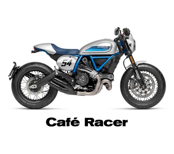 Ducati Scrambler Cafer Racer
